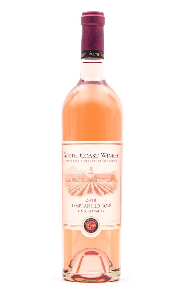 2018 Tempranillo Rose