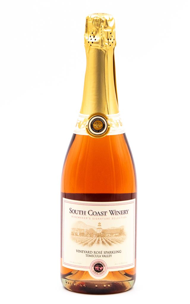 Vineyard Rose Sparkling