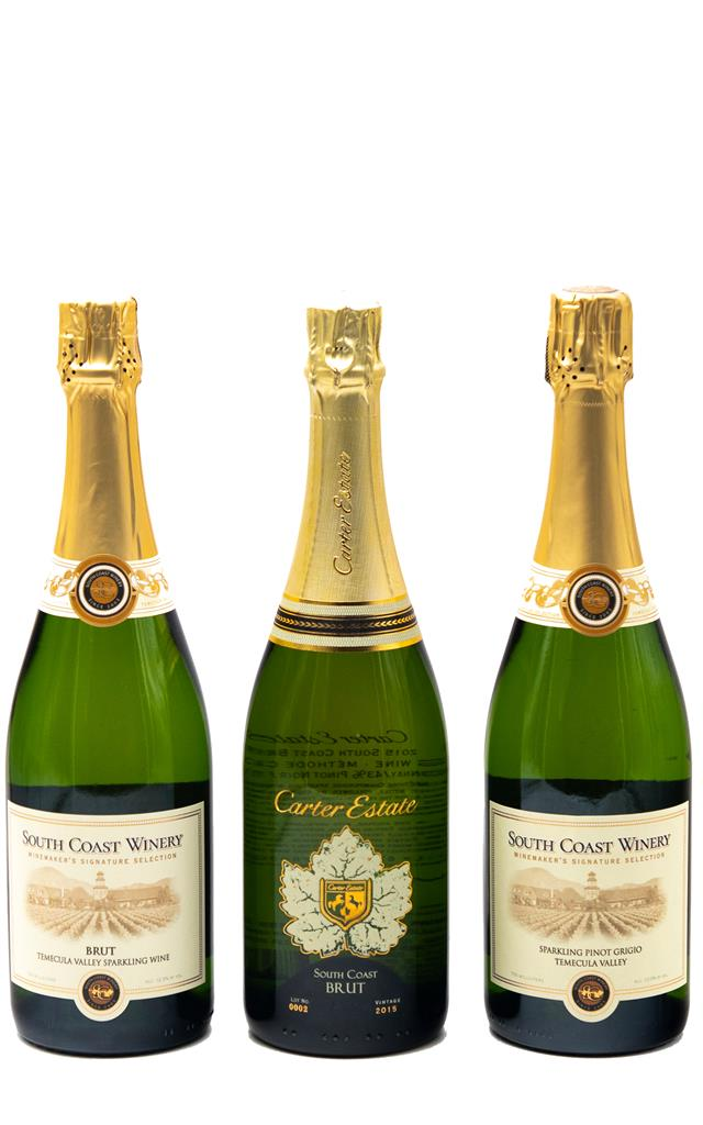 South Coast Winery Sparkling Pack