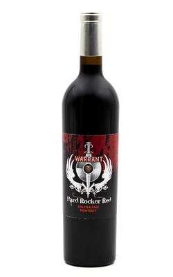 2011 Hard Rocker Red Meritage