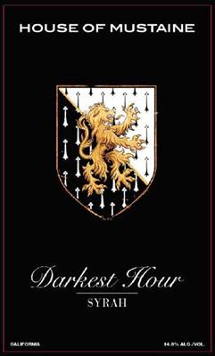 2017 Darkest Hour Syrah