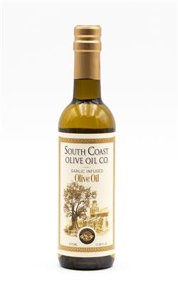 South Coast Garlic Infused Olive Oil